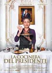 cocinera del presidente